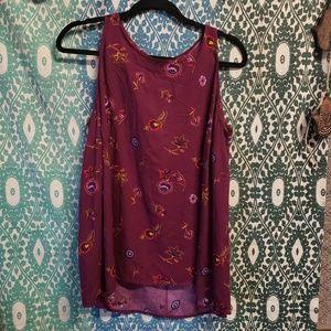 OldNavy 1x sleeveless top